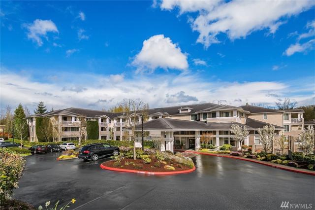 2220 132nd Ave SE A307, Bellevue, WA 98005 (#1138931) :: Ben Kinney Real Estate Team