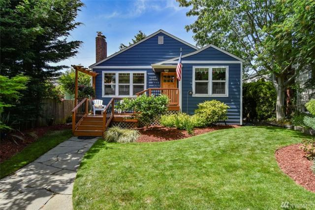 7727 20th Ave NW, Seattle, WA 98117 (#1139319) :: Ben Kinney Real Estate Team