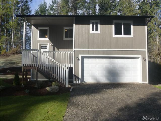 491 NE Sand Hill Rd, Belfair, WA 98528 (#1139347) :: Ben Kinney Real Estate Team