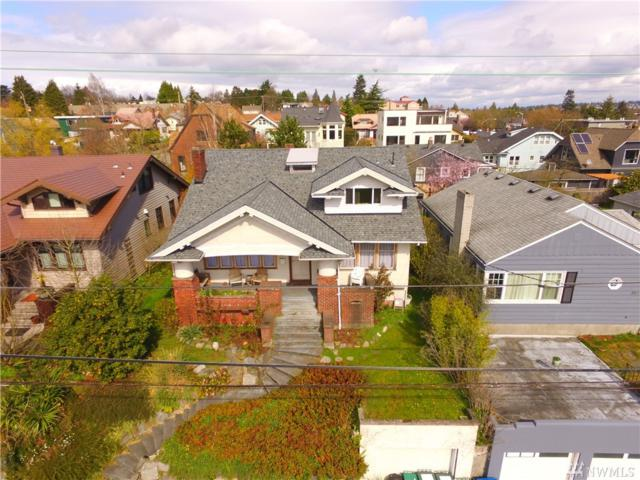 806 N 46th St, Seattle, WA 98103 (#1139422) :: Beach & Blvd Real Estate Group