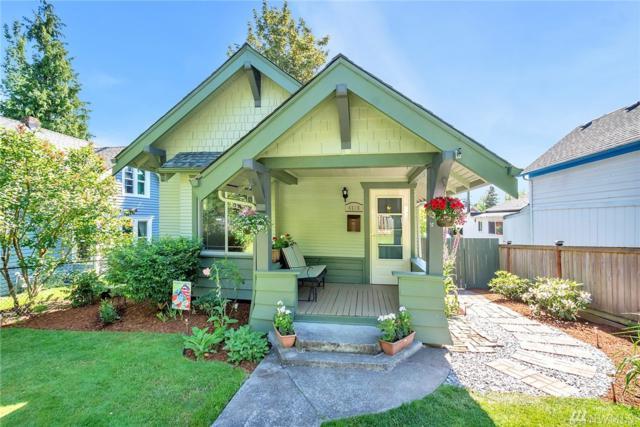 4119 S J St, Tacoma, WA 98418 (#1139631) :: Ben Kinney Real Estate Team