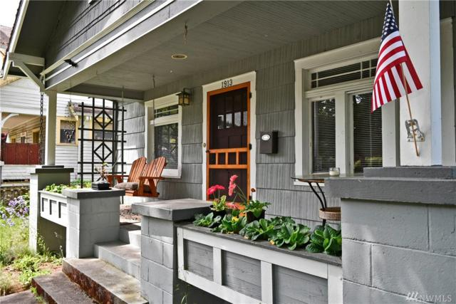 1913 Capitol Wy S, Olympia, WA 98501 (#1139928) :: Ben Kinney Real Estate Team