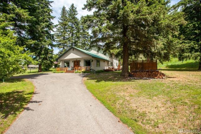 12891 Chumstick Hwy, Leavenworth, WA 98826 (#1139984) :: Ben Kinney Real Estate Team