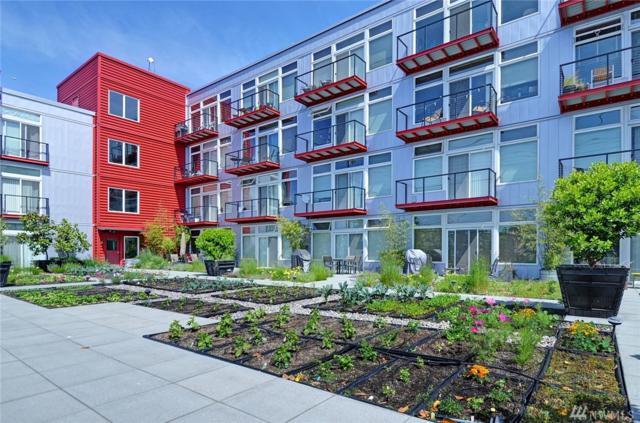 2960 Eastlake Ave E #409, Seattle, WA 98102 (#1140217) :: Ben Kinney Real Estate Team