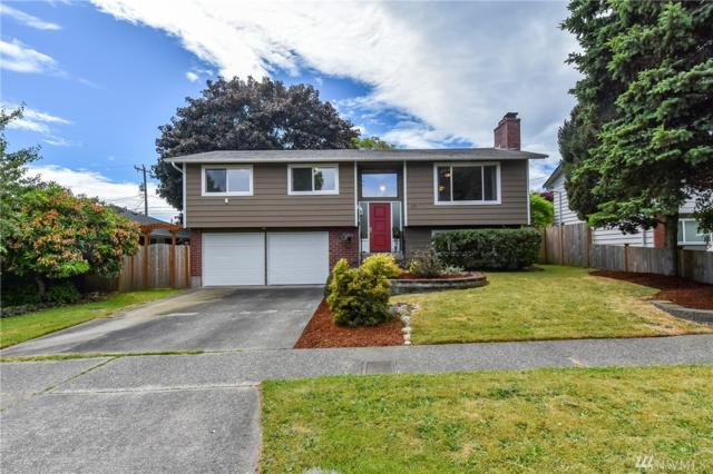 8837 34th Ave SW, Seattle, WA 98126 (#1140284) :: Ben Kinney Real Estate Team