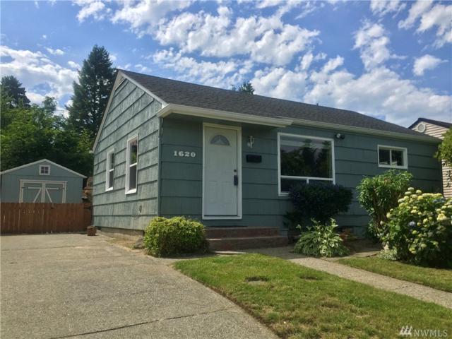 1620 Pine St, Everett, WA 98201 (#1140339) :: Ben Kinney Real Estate Team