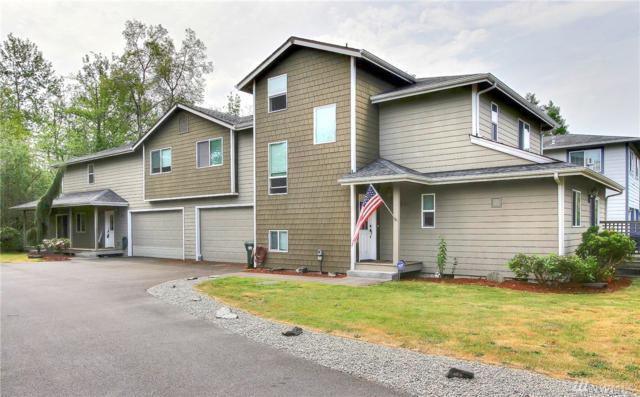 801-803 3rd St, Steilacoom, WA 98388 (#1140364) :: Ben Kinney Real Estate Team