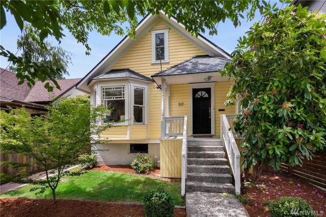 317 21st Ave, Seattle, WA 98122 (#1140381) :: Ben Kinney Real Estate Team