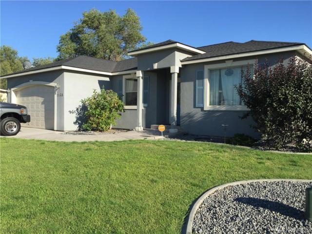 1105 W Oregon St, Moses Lake, WA 98837 (#1140865) :: Ben Kinney Real Estate Team