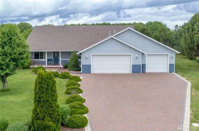 100 Trail View Lane, Ellensburg, WA 98926 (#1140881) :: Ben Kinney Real Estate Team