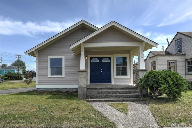 216 N 3rd St, Elma, WA 98541 (#1140882) :: Ben Kinney Real Estate Team