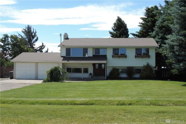 3011 N Pioneer Rd, Ellensburg, WA 98926 (#1140890) :: Ben Kinney Real Estate Team