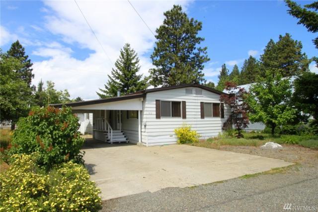 812 Main St, South Cle Elum, WA 98943 (#1140914) :: Ben Kinney Real Estate Team