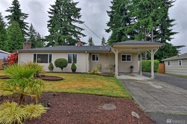 14263 SE 38th Street, Bellevue, WA 98006 (#1140922) :: Ben Kinney Real Estate Team