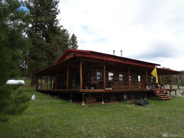 208 Pontiac Ridge Rd, Wauconda, WA 98859 (#1140970) :: Ben Kinney Real Estate Team