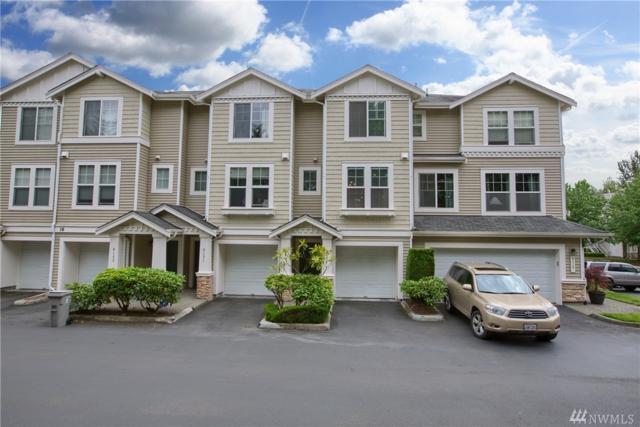 6119 S 232nd St #166, Kent, WA 98032 (#1141000) :: Ben Kinney Real Estate Team