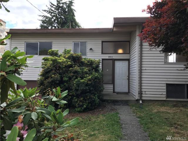 7511 45th Ave S, Seattle, WA 98118 (#1141054) :: Ben Kinney Real Estate Team
