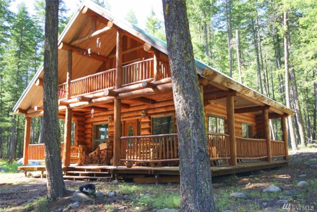 26 Doe Rd, Mazama, WA 98833 (#1141118) :: Ben Kinney Real Estate Team
