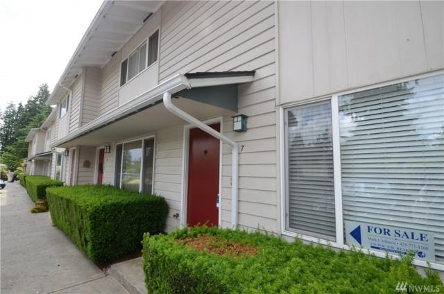 7631 218th St SW #7, Edmonds, WA 98026 (#1141373) :: Ben Kinney Real Estate Team