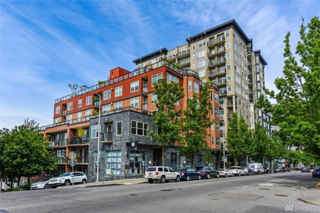 2607 Western Ave #311, Seattle, WA 98121 (#1141444) :: Ben Kinney Real Estate Team