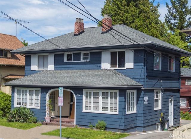 5032 20th Ave NE, Seattle, WA 98105 (#1141491) :: Ben Kinney Real Estate Team
