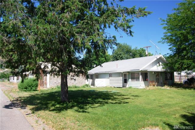 109 3rd St, Bridgeport, WA 98813 (#1141575) :: Ben Kinney Real Estate Team