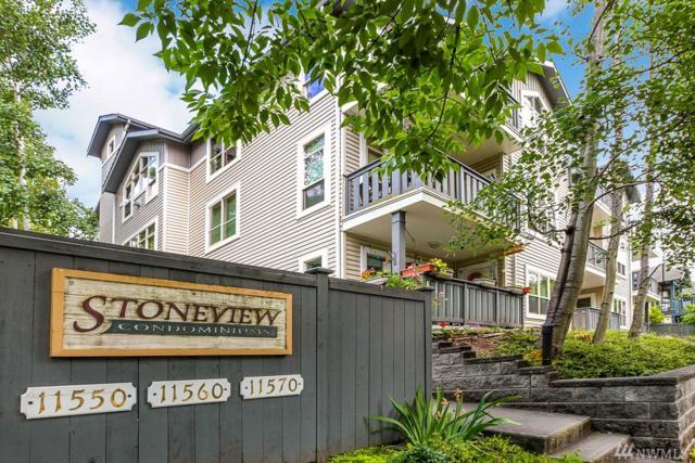 11550 Stone Ave N #202, Seattle, WA 98133 (#1141884) :: Ben Kinney Real Estate Team