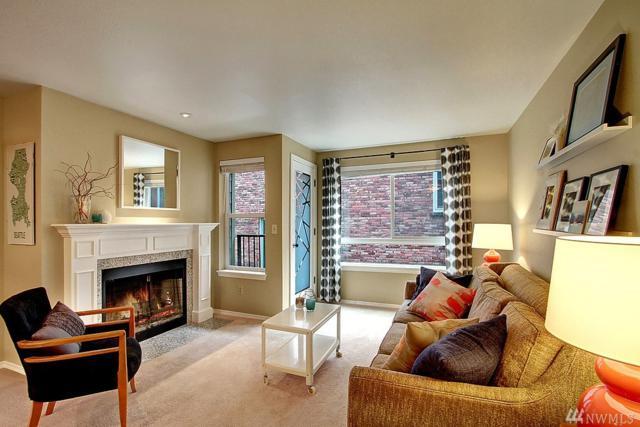 7814 Greenwood Ave N #203, Seattle, WA 98103 (#1141987) :: Ben Kinney Real Estate Team