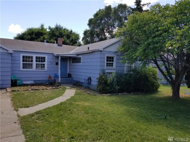 806 E Seattle Ave, Ellensburg, WA 98926 (#1142434) :: Ben Kinney Real Estate Team