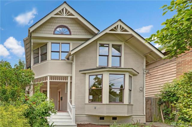 515 32nd Ave S, Seattle, WA 98144 (#1142469) :: Ben Kinney Real Estate Team
