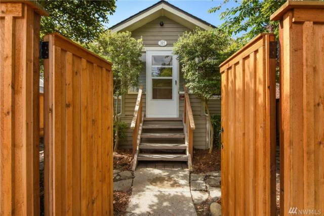 321 NW 80th St, Seattle, WA 98117 (#1142551) :: Ben Kinney Real Estate Team