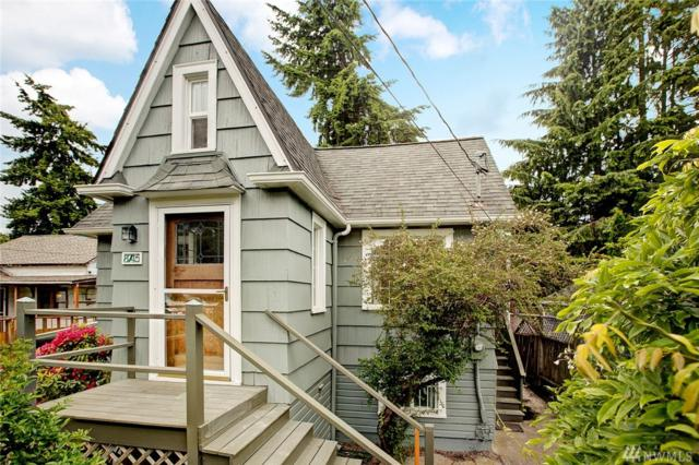 8745 17th Ave NW, Seattle, WA 98117 (#1142592) :: Ben Kinney Real Estate Team