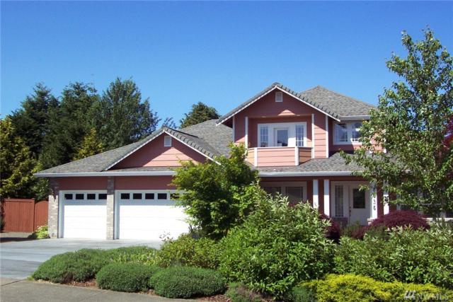 8535 Bedington Dr SE, Olympia, WA 98513 (#1142600) :: Ben Kinney Real Estate Team