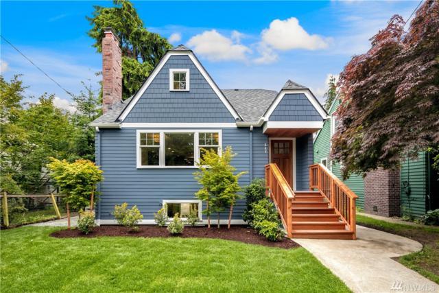 547 N 75th St, Seattle, WA 98103 (#1142617) :: Ben Kinney Real Estate Team