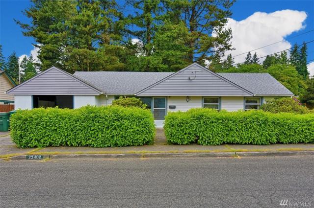23402 50th Ave W, Mountlake Terrace, WA 98043 (#1142684) :: Ben Kinney Real Estate Team