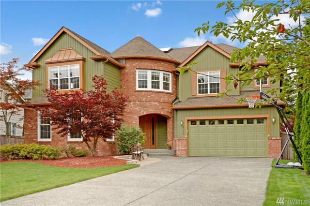 813 275th Place SE, Sammamish, WA 98075 (#1142689) :: Ben Kinney Real Estate Team