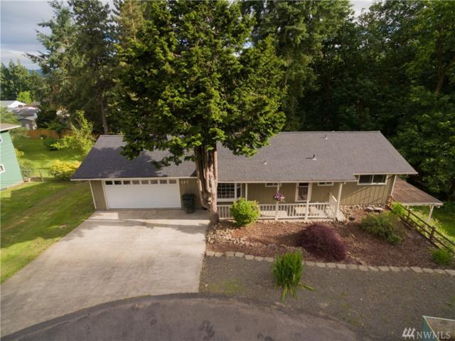 137 James St, Longview, WA 98632 (#1142711) :: Ben Kinney Real Estate Team