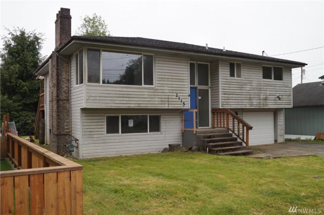 2115 W 5th St, Aberdeen, WA 98520 (#1142805) :: Ben Kinney Real Estate Team