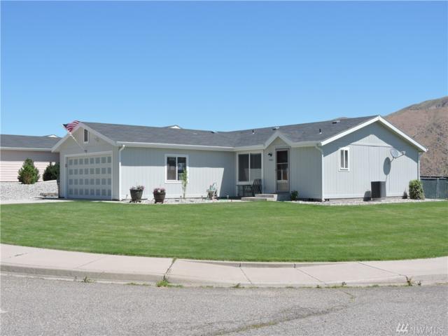 14601 Diamond Ave, Entiat, WA 98822 (#1142940) :: Ben Kinney Real Estate Team