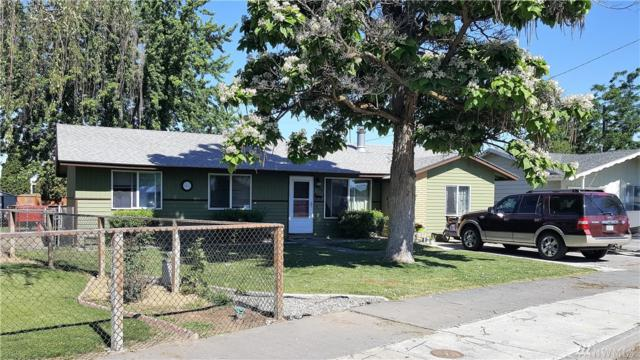 1428 W Fern Dr, Moses Lake, WA 98837 (#1142967) :: Ben Kinney Real Estate Team