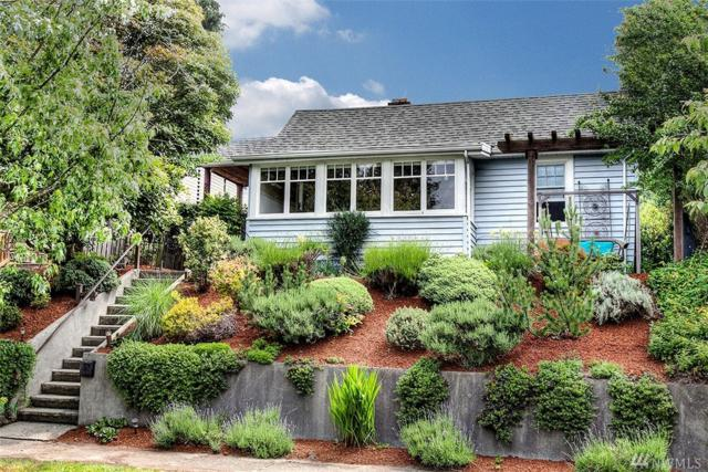 2724 47th Ave SW, Seattle, WA 98116 (#1142982) :: Ben Kinney Real Estate Team