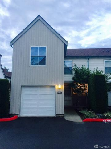 6614 S 239th Place Q101, Kent, WA 98032 (#1143020) :: Ben Kinney Real Estate Team