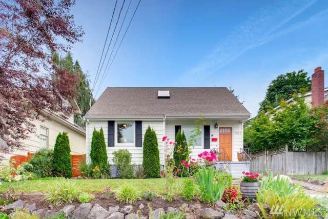 3012 NW 61st St, Seattle, WA 98107 (#1143064) :: Ben Kinney Real Estate Team