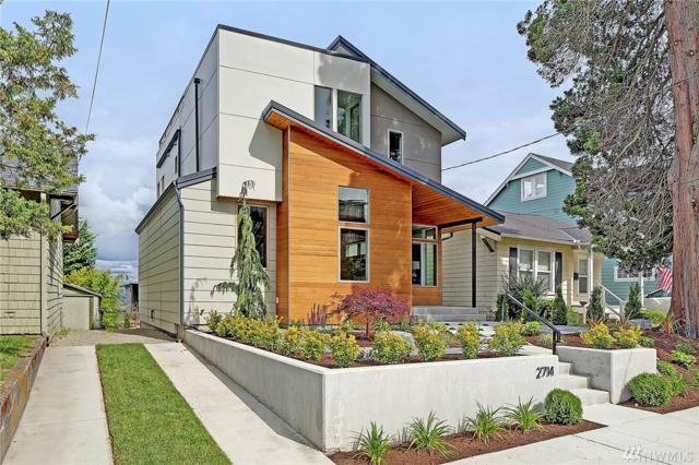 2714 37th Ave SW, Seattle, WA 98126 (#1143100) :: Ben Kinney Real Estate Team