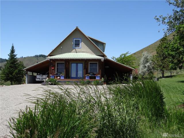374-B Rendezvous Rd, Winthrop, WA 98862 (#1143139) :: Ben Kinney Real Estate Team