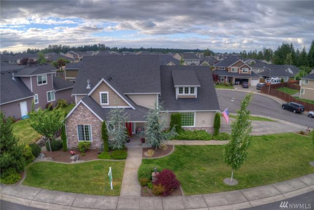 13529 174th St Ct E, Puyallup, WA 98374 (#1143215) :: Ben Kinney Real Estate Team