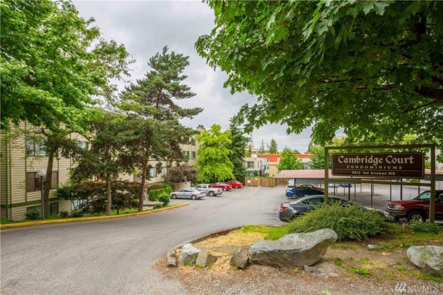9512 1st Ave NE #205, Seattle, WA 98115 (#1143224) :: Ben Kinney Real Estate Team