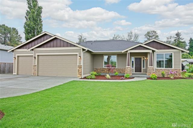 27215 156th St Ct E, Buckley, WA 98321 (#1143324) :: Ben Kinney Real Estate Team