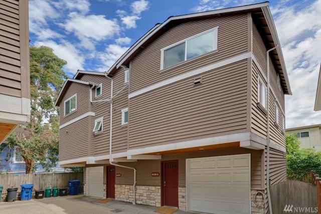 4424 Dayton Ave N A, Seattle, WA 98103 (#1143397) :: Ben Kinney Real Estate Team