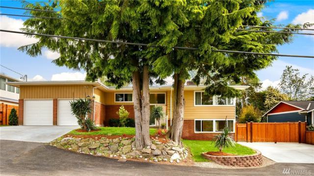 1307 S 27th St, Renton, WA 98055 (#1143634) :: Ben Kinney Real Estate Team
